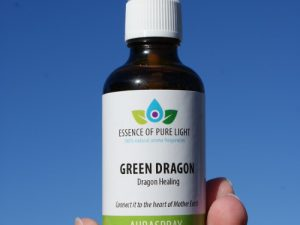 photo of Green dragon Auraspray