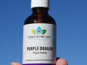 photo of Purple Dragon Auraspray