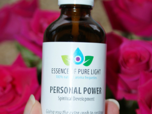 Photo of the Personal Power 50ml aura spray available for purchase