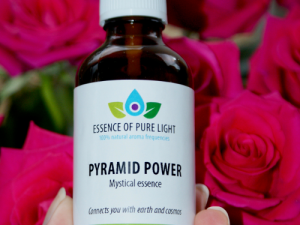 Photo of the Pyramid Power 50ml auraspray available for purchase