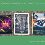 3 orcale card reading for 20th - 26th May 2019