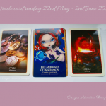 Oracle card reading spread for 27th May - 2nd June