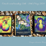 Oracle card spread for 13th - 19th May 2019