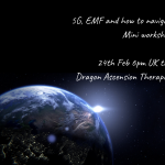 picture for a mini workshop on 5G for energy/light workers