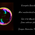 photo for energetic boundaries mini master class