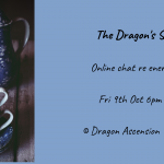 an online chat space 9th October at 6pm UK time