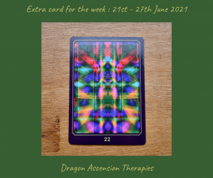 Extra card for the week