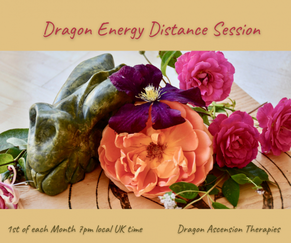 moving from angelic reiki to dragon energy